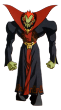 Ganondorf Artwork (Oracle of Ages and Seasons)
