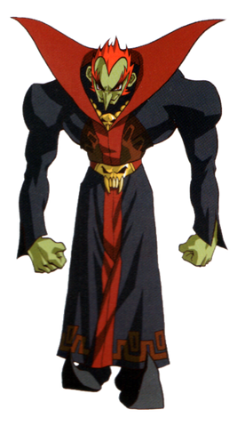 Arquivo:Ganondorf Artwork (Oracle of Ages and Seasons).png