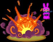 A Link Between Worlds Ravio Bombs (Artwork)