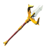 File:Breath of the Wild Gerudo Trident Gerudo Spear (Icon).png