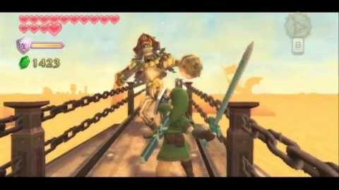 LD 002G Scervo (Skyward Sword)