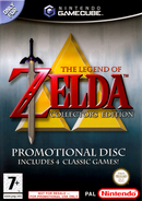 The Legend of Zelda - Collector's Edition (PAL)