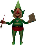 Tingle (Majora's Mask)