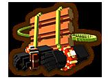 File:Hyrule Warriors Gauntlets 8-Bit Raft & 8-Bit Power Bracelets (8-bit Gauntlets).png
