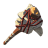 File:Breath of the Wild Bokoblin Clubs Dragonbone Boko Club (Icon).png