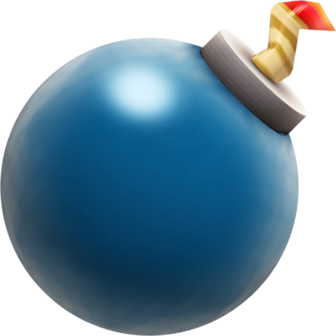 Arquivo:Bomb (A Link Between Worlds).png