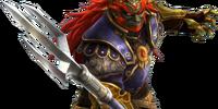 Trident (Hyrule Warriors)