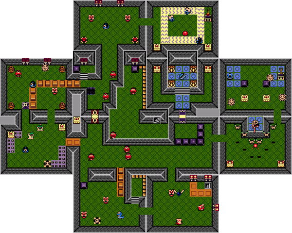 File:Eagle's Tower (Third Floor - After).png