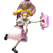 Hyrule Warriors Agitha Standard Outfit (Sweet Lolita - Twilight Princess DLC)