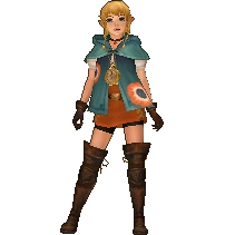 File:Hyrule Warriors Legends Linkle Standard Outfit (Great Sea - Aryll Recolor).png