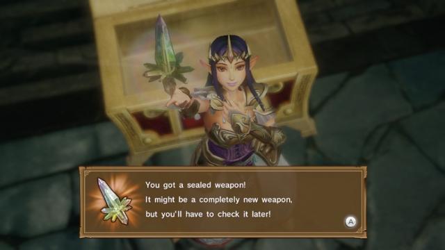 File:Hyrule Warriors Sealed Weapon Zelda (Level 3 Rapier).png