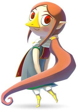 File:Medli (The Wind Waker HD).png