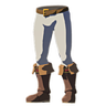 Breath of the Wild amiibo Rune Items (Hero of Time Armor) Trousers of Time (Icon)