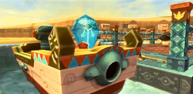 File:Skyward Sword Skipper's Motorboat Timeshift Stone Engine (Activated).png