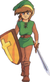 Link (The Adventure of Link)