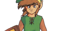 Personajes de Zelda II: The Adventure of Link