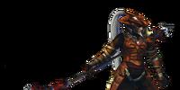 Volga's Dragon Spear