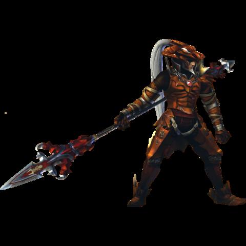 File:Hyrule Warriors Artwork Volga (Barba-Classic Volvagia Recolor - Master Quest DLC).png