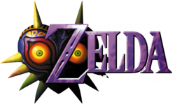 The logo for Majora's Mask