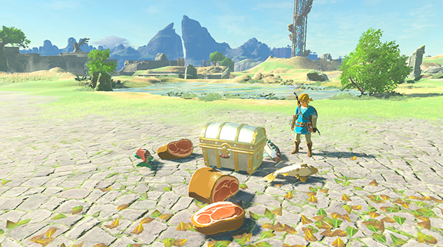 File:Amiibo Link Archer function.png