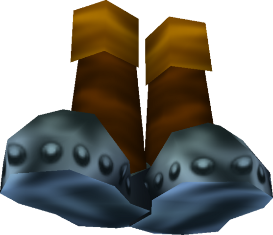 File:Iron Boots (Ocarina of Time).png