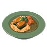 File:Breath of the Wild Food Dish (Risotto) Vegetable Risotto (Icon).png