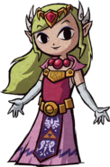 Princess Zelda Wind Waker
