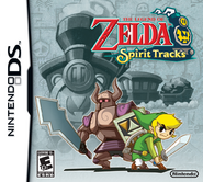 The Legend of Zelda - Spirit Tracks (North America)