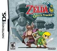The Legend of Zelda - Spirit Tracks (North America)