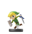 Amiibo Toon Link SSB series.png