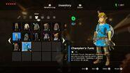 Link Wearing Champion's Tunic