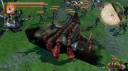 Hyrule Warriors Ring Wallmaster Smackdown (Focus Spirit Attack)