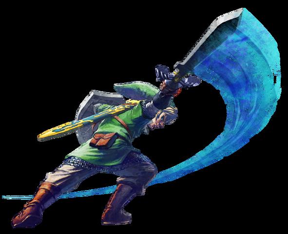 File:Link Artwork 2 (Skyward Sword).png