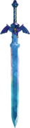 Master Sword Artwork (Skyward Sword)