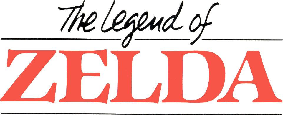 The Legend of Zelda (logo)