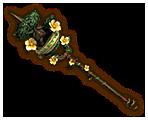Hyrule Warriors Spear Faron Spear (Level 3 Spear)