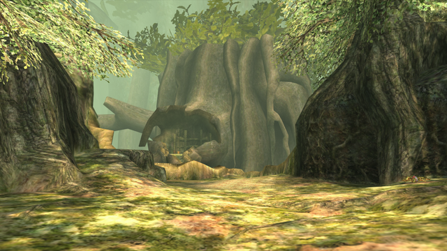 File:Faron Woods (Twilight Princess).png