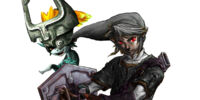 Dark link/Return of Twilight Princess