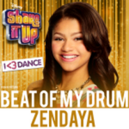 Zendaya Beat of My Drum
