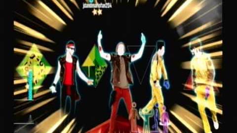 Just Dance 2015 - Walk This Way (Wii U) - 5 Stars