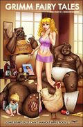 Grimm Fairy Tales April Fools' Edition Vol 1 2-B