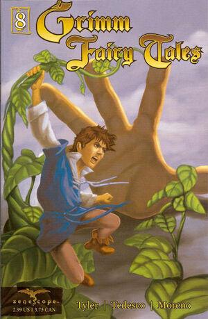 Grimm Fairy Tales Vol 1 8