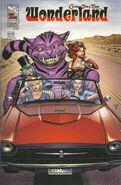 Wonderland Annual Vol 1 2012-B
