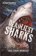 Top 10 Deadliest Sharks Dinosaurs and Prehistoric Predators Vol 1 1-C