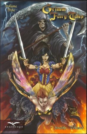 Grimm Fairy Tales (TPB) Vol 1 9