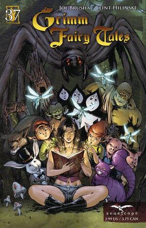 Grimm Fairy Tales Vol 1 37