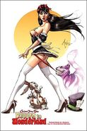 Grimm Fairy Tales Return to Wonderland Vol 1 6-F