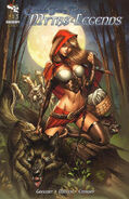 Grimm Fairy Tales Myths & Legends Vol 1 1