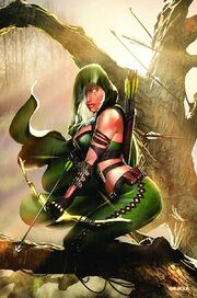 Robyn Hood Wanted Vol 1 5-D-PA