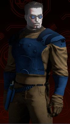 Roland Delain Armor2